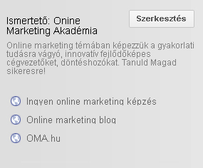 811f05cc98 6+1 okos beállítás a YouTube-on | Online Marketing Akadémia