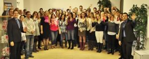 Az OMA Live! online marketing képzés 2013. decemberi résztvevői