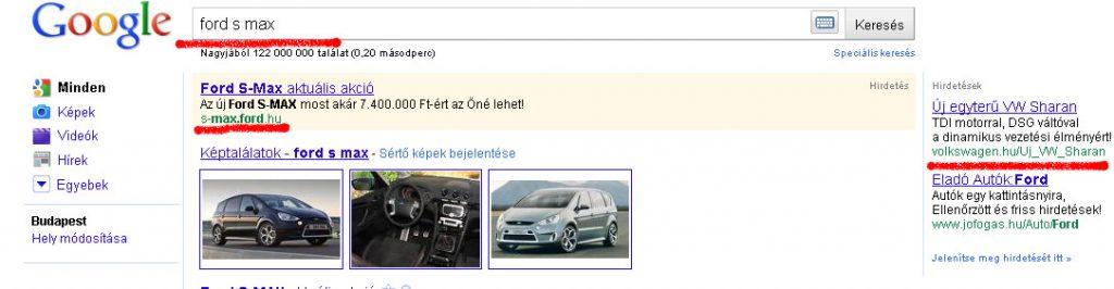 vedjegy-kereses-google
